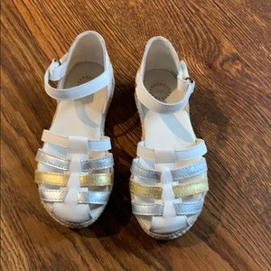 Beautiful girls UGG sandals